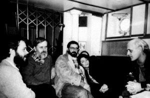 Wyjazd studyjny do Niemiec: Jarosław Dalecki, Leszek Foltyn, Jerzy Jasiewicz, Helena Kowalska, Bohdan Bombolewski