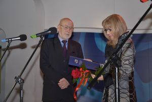 Jerzy Undro i Anna Kolmer