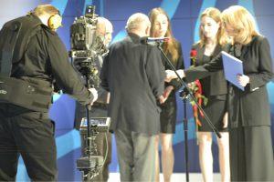 wręczenie Nagrody Specjalnej Zygmuntowi Kowalskiemu