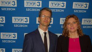 17. Gala Dziennikarz Roku 2015, fot. Joanna Toszek, TVP3 Szczecin