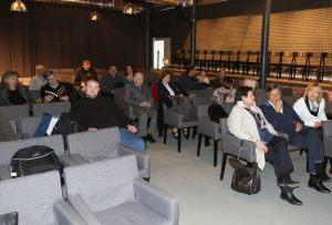 publiczność podczas spotkania z Ewą Stanecką