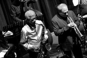 The Cookers - saksofon tenorowy i trąbka