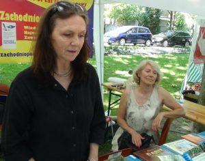 Danuta Sepuco i Helena Kwiatkowska reprezentowały Stowarzyszenie podczas XV Spotkań pod Platanami