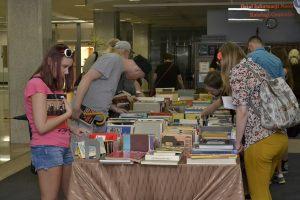 Noc Bibliotek 2016 w Książnicy Pomorskiej 2016 - 2