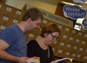 Noc Bibliotek 2016 w Książnicy Pomorskiej 2016 - 5
